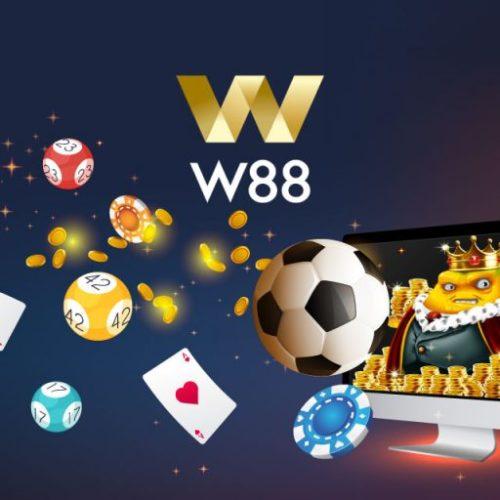 W88 ผู้นำด้านเว็บคาสิโนออนไลน์ แทงบอลออนไลน์ ผ่านมือถือ